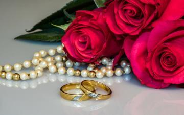 珍珠首饰是当今优雅的代名词,高清壁纸,摄影图片,静物写真-好运图库