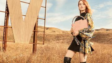 """影后Emma Stone代言LV全新""""旅行精神""""大片,高清壁纸图片-好运图库"""