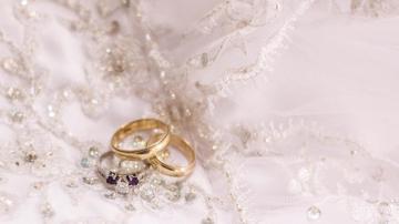 结婚戒指的选择,高清壁纸,摄影图片,静物写真-好运图库