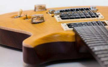 弹吉他是一件快乐的事,高清壁纸,摄影图片,静物写真-好运图库