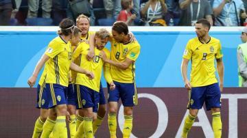 2018世界杯-瑞典-好运图库