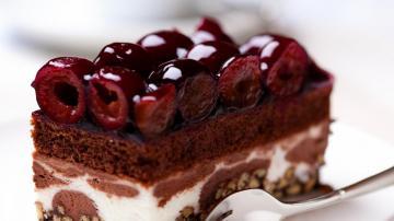 蛋糕上的樱桃
