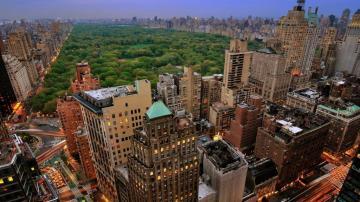 迷失在曼哈顿