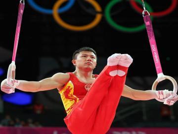 中国队伦敦奥运冠军之体操男团