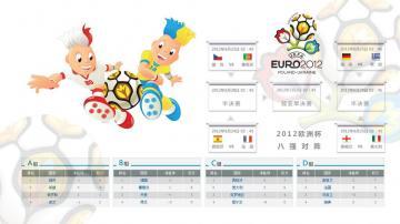 2102欧洲杯八强对阵图,高清壁纸图片,足球-好运图库