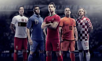 2012年欧洲杯宽屏壁纸,高清壁纸图片,足球-好运图库