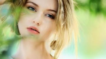 美人惊艳了时光,高清壁纸图片,欧美美女-好运图库