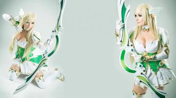 杰西卡·尼格里秘密武器迷人写真,高清壁纸图片,欧美美女-好运图库