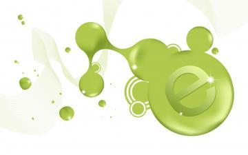 立体设计图像矢量【三】,高清壁纸图片,矢量图-好运图库