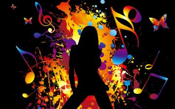 精美音乐矢量【一】-高清壁纸图片,矢量图-好运图库