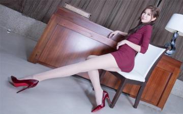 Beautyleg美女Sarah美腿写真