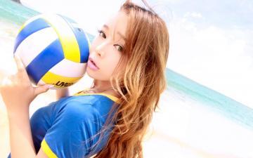 裴紫绮沙滩时尚迷人外拍,高清壁纸图片,大陆美女-好运图库