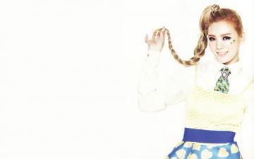 青春性感俏皮朴秀英,高清壁纸图片,日韩美女-好运图库