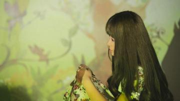唯美长发美女梦幻意境写真,高清壁纸图片,大陆美女-好运图库