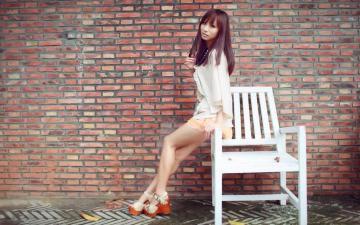 Beautyleg美女Sarah美腿写真,高清壁纸图片,港台美女-好运图库