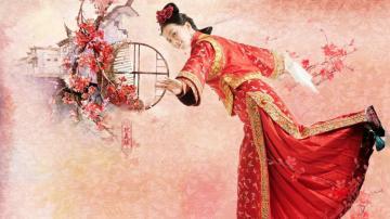 刘诗诗古今换装外貌,高清壁纸图片,大陆美女-好运图库