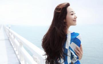 韩雪江南水乡清新写真,高清壁纸图片,大陆美女-好运图库