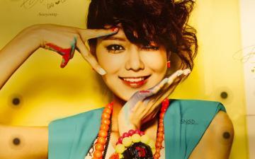 少女时代CASIO代言,高清壁纸图片,日韩美女-好运图库