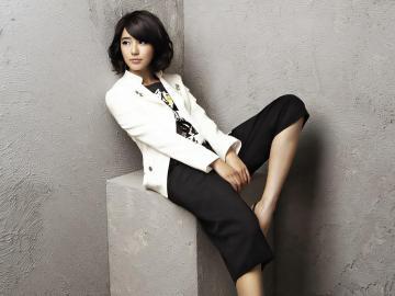 韩国天然美女明星,高清壁纸图片,日韩美女-好运图库