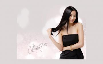 天使的微笑韩彩英,高清壁纸图片,日韩美女-好运图库