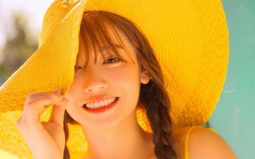 可爱甜美少女唯美写真,高清壁纸图片,大陆美女-好运图库