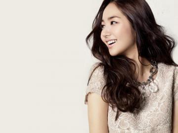 韩国人气女星朴敏英,高清壁纸图片,大陆美女-好运图库