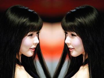 韩国美女李智友,高清壁纸图片,日韩美女-好运图库