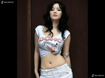 韩国第一S女王林智慧,高清壁纸图片,日韩美女-好运图库