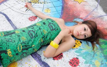 台湾MM果子,高清壁纸图片,清纯美女-好运图库