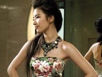 小龙女刘亦菲