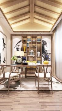 中式家居东方写意生活高清手机壁纸-好运图库