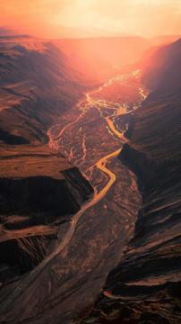 河流究竟有生命吗,锁屏图片,高清手机壁纸,风景-好运图库