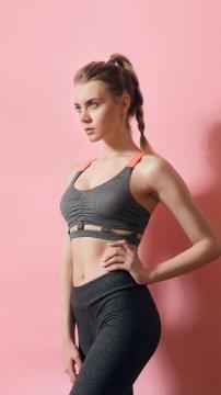 健身穿搭小心机,锁屏图片,高清手机壁纸,非主流-好运图库
