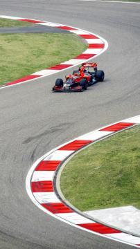 F1赛车高清手机壁纸-好运图库