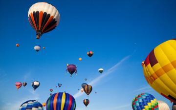 热气球高清壁纸图片-好运图库