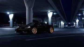 法拉利360酷炫跑车,高清图片,汽车壁纸-好运图库