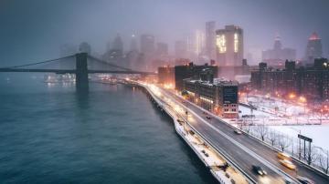 感受纽约的奢华之旅,高清壁纸,风景图片-好运图库