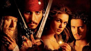 《加勒比海盗1:黑珍珠号的诅咒》,剧照图片,高清壁纸,欧美影视-好运图库