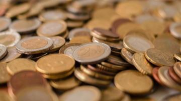 流通货币硬币图片,高清壁纸,摄影图片,静物写真-好运图库