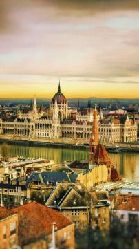 布达佩斯的旧时光,锁屏图片,高清手机壁纸,风景-好运图库