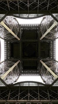 埃菲尔铁塔底部构造,锁屏图片,高清手机壁纸,另类-好运图库