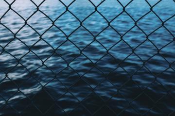 围栏,高清壁纸,摄影图片,静物写真-好运图库
