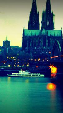 欧洲全景城市,锁屏图片,高清手机壁纸,风景-好运图库
