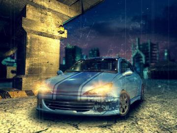 游戏里炫酷概念车,高清图片,汽车壁纸-好运图库
