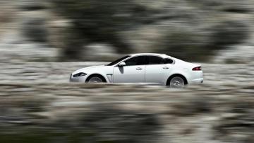 2012款捷豹XF跑车,高清图片,汽车壁纸-好运图库