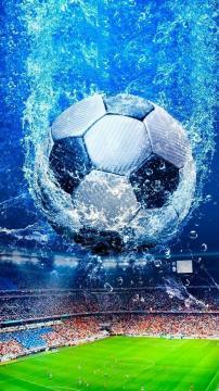 梦幻足球,锁屏图片,高清手机壁纸,体育-好运图库