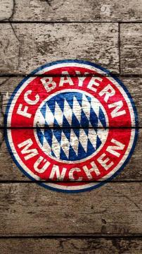 拜仁慕尼黑标志,锁屏图片,高清手机壁纸,体育-好运图库