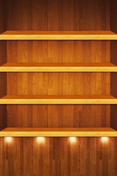 木架子与灯高清手机壁纸-好运图库