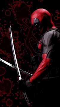 死侍之剑海报,锁屏图片,高清手机壁纸,影视-好运图库