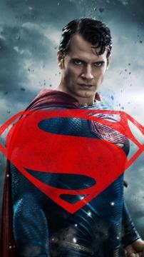 《蝙蝠侠大战超人》超人海报,锁屏图片,高清手机壁纸,影视-好运图库